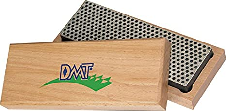 DMT W6E 15cm pierre à aiguiser diamant taille-crayon, extra fine avec boîte en bois dur extra fine avec boîte en bois dur Acme United Corporation