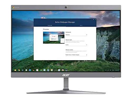 Acer CA24I2-23.8″ Touch Celeron 1.8GHz CPU, 4GB RAM, 32GB SSD, Google Chrome All-in-One