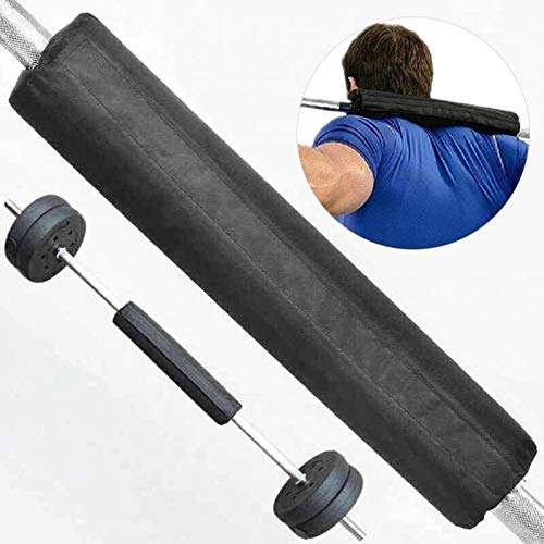 Fitness Squat Pad Barbell Pad for Squats, Lunges, and Hip Thrusts - Hip Thruster Pad - Squat Bar Neck Pad - Foam Sponge Pad - Provides Relief to Neck and Shoulders While Training