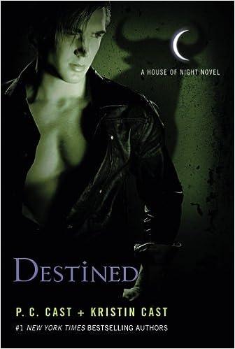 Amazon Destined House Of Night Novels 9780312387983 P C
