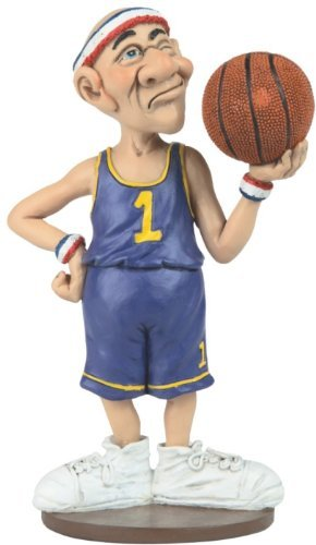resin basketball statues - 1