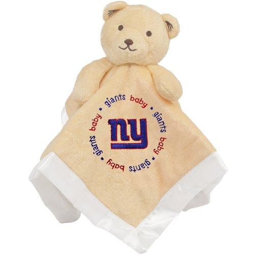 NFL New York Giants Infant Bear Security Blanket by Football Fanatics