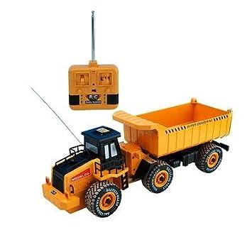 MUST AVENUE Camion benne radiocommandCAe dp BA