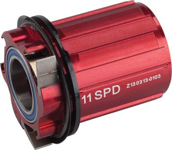 ZIPP Freehub for 2013 V8 188 Hub 11-speed SRAM/Shimano (Red)