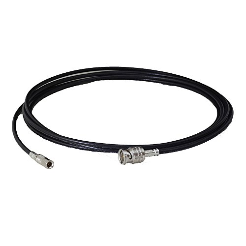 Blue Jeans Cable 10 foot Black 3G/6G HD SDI Cable (Belden 1855A), DIN 1.0/2.3 to Male BNC, brand
