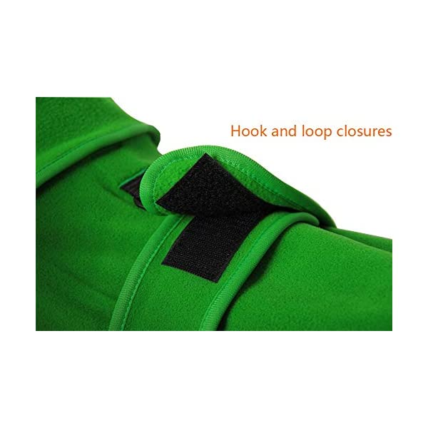 QBLEEV Small Dog Fleece Jackets Cold Weather Coats Warm Turtleneck Doggie Sweaters Vest Harness Clothes Puppy Clothes… Click on image for further info. 2