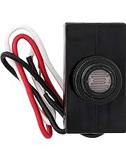 Westek 758CTC-4 1800-Watt Black Heavy Duty Outdoor Post Eye Direct Wire