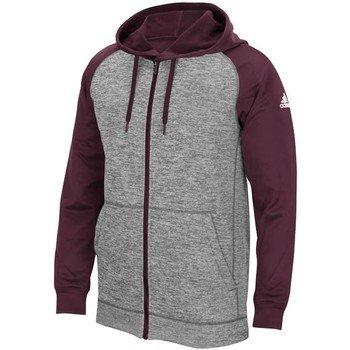 Équipe Adidas Climawarm Question Zip Complet Veste Medgryhthrd / Mar