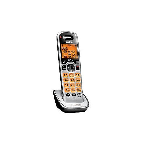 Uniden Additional Handset for D1660, D1680, D1685 and D1688 (Uniden D1680 Cordless Phone)
