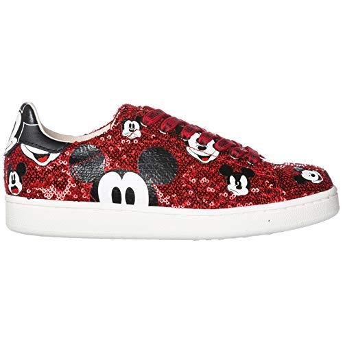 En Of Master Zapatos Piel Arts Moa Zapatillas Disney Deporte Mick De Mujer wUT8aqc5