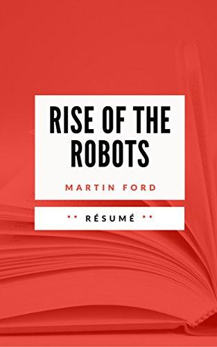 rise of the robots résumé en français french edition sébastien