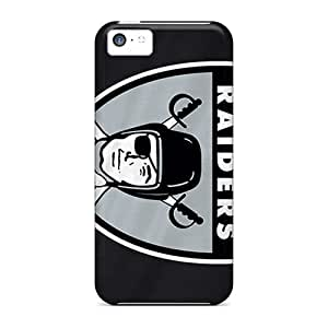 Fashion DbP801DkuM Case Cover For Iphone 5c(oakland Raiders)
