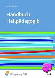 Handbuch Heilpädagogik: Schülerband