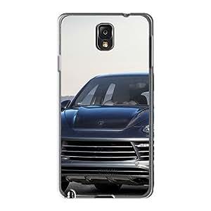 IIn8517Xzdy ChrismaWhilten Porsche Cayenne Vantage Gtr Durable Galaxy Note 3 Cases