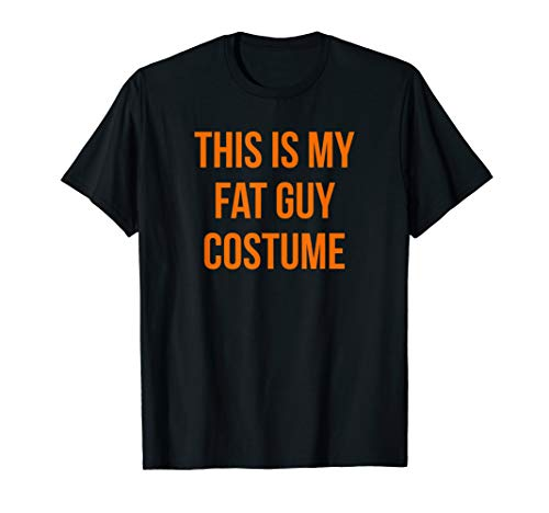 Mens This is My Fat Guy Costume for Men -