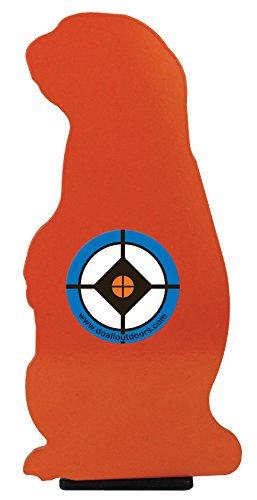 Target Best 22 - Do-All Outdoors Prairie Popper Steel Auto Resetting Shooting Target Rated for .22 Caliber