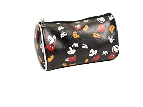 Mickey Mouse Makeup (Disney Mickey Mouse Large Black Bath Bag Toiletry)