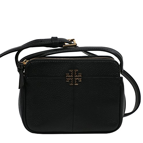 Women's body Bark Ivy Burch Leather Handbag Black Cross Tory Micro 44731 8XqgxEdn5