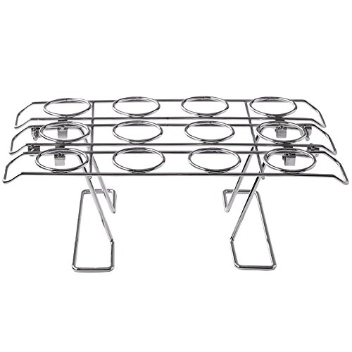 Wilton Cupcake Sugar Or Cake Ice Cream Cone Baking Rack - Holds 12 Treats (Treat Cone Stand compare prices)