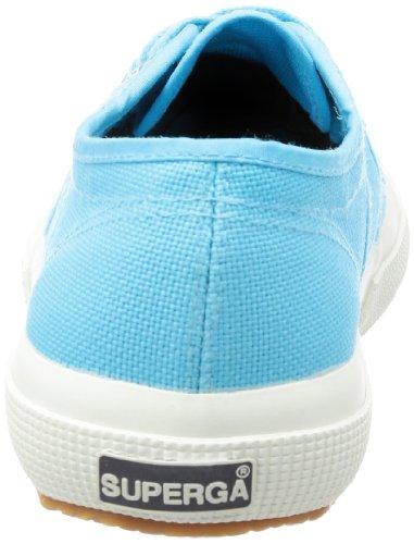 Ginnastica 2750 Scarpe Turquoise Blu da Cotu Adulto Superga Unisex Classic dw1qXxt