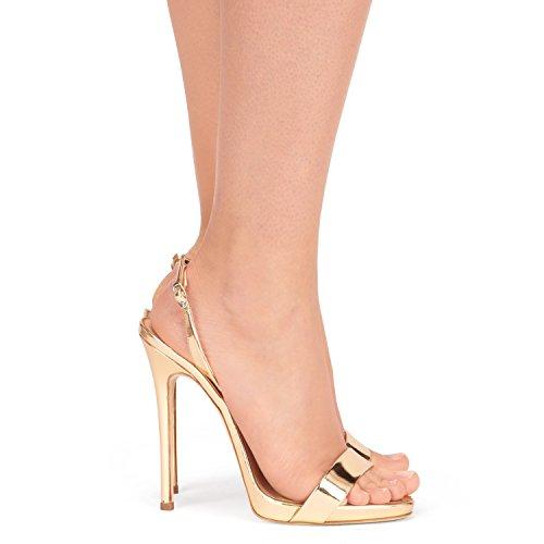pour Gold Femme Vuti Rose Escarpins Vuticly 0621 ZCwFqxngt