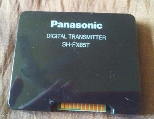 - Panasonic Digital Transmitter SH-FX65T