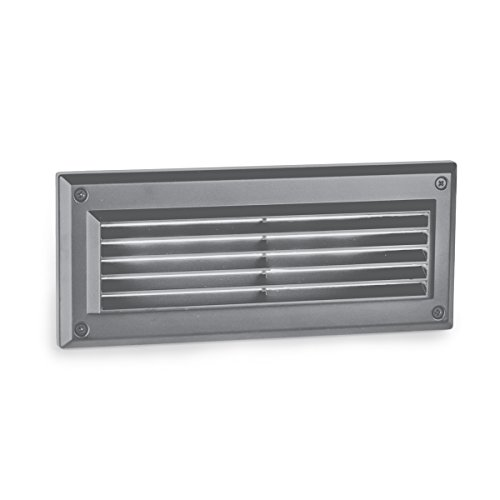 Louvered Led Brick Light