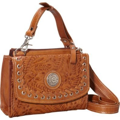 american-west-texas-2-step-grab-and-go-combination-bag-shoulder-bag-golden-tan-one-size
