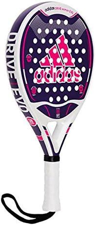 ornamento Ligero mando  adidas Drive Woman Evo Padel Racket: Amazon.co.uk: Sports & Outdoors