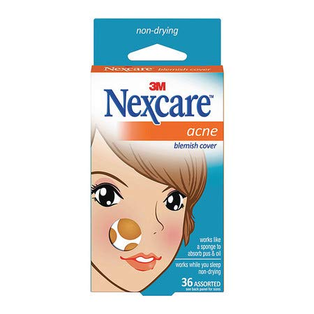 Acne Absorbing Covers Assorted, PK30