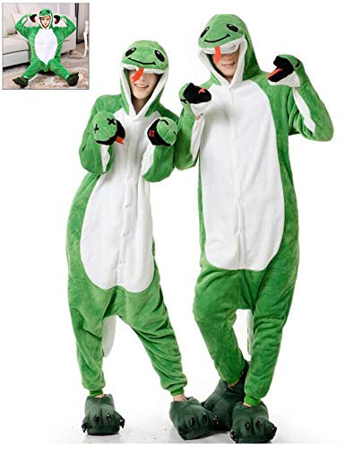 Adult Onesie Snake Pajamas Animal Halloween Costume One Piece Cosplay for Women -