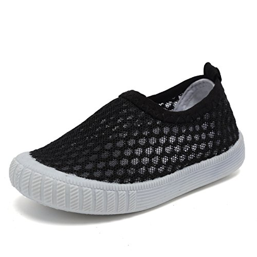 DREAM KIDS Boys&Girls Summer Slip-on Breathable Sneakers For Running Beach (Toddler / Little Kid)