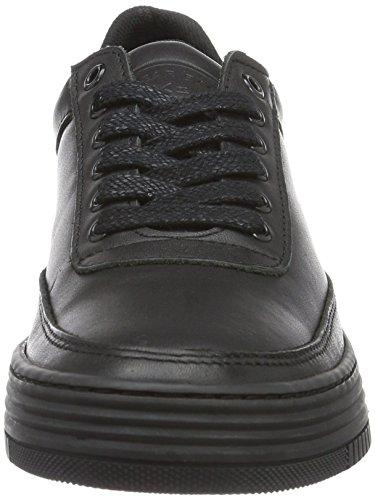 BULLBOXER Damen Sneakers Sneaker Schwarz (Black)