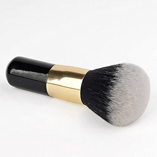 Pro Make-up Kosmetische Gesichtspuder Erröten Klobig Bürste Fundament Werkzeug