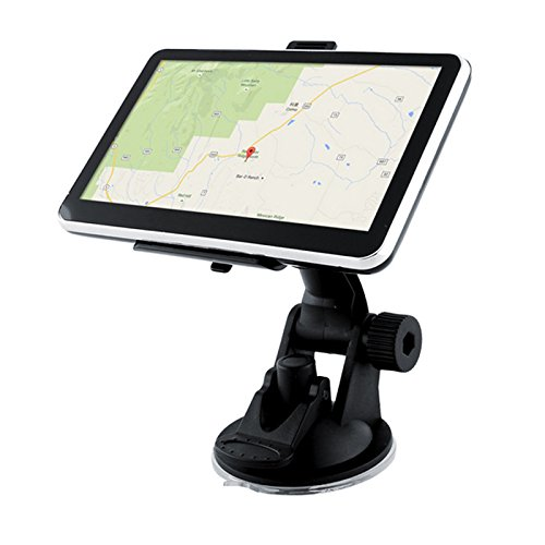 REFURBISHHOUSE 5 Pulgadas GPS Coche camioneta Navigator 128 M + 8GB MTK FM Sat Nav Navitel Rusia Mapa Europa America Asia Africa mapas de navegacion #560