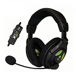 Turtle Beach Ear Force X12 Gaming Headset and Amplified Stereo Sound - FFP