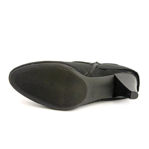 Karen Scott Melodea Kvinnor Storlek 10 Svart Faux Mocka Mode Boots