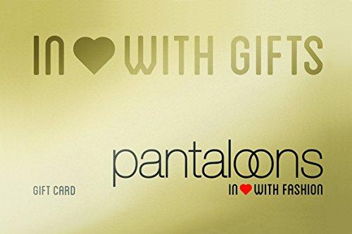 Flat 10% off  Pantaloons Gold Gift Card