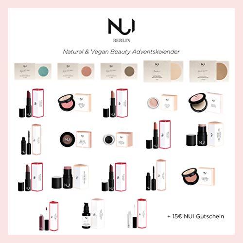 Inhalt NUI Cosmetics Natural & Vegan Beauty Adventskalender 2020