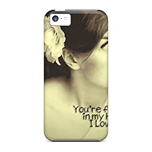 Awesome ARjRsjE6690mKwqM Mialisabblake Defender Tpu Hard Case Cover For Iphone 5c- Foreva In Ma Heart