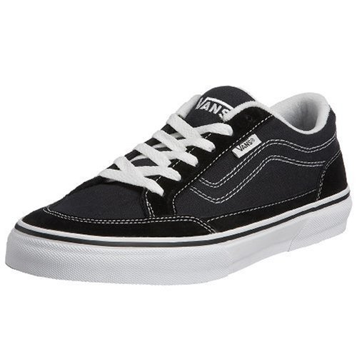 Vans Bearcat Men's Sneakers, Black-White