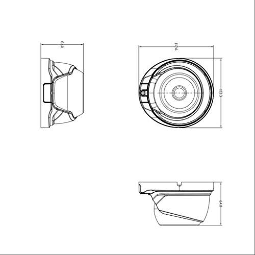 Amazon Com Yes Original 2mp 2 8mm 1080p 4 In 1 Indoor Dome