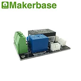 Impresora 3D partes MKS PWC V2.0 Auto apagado después de impresión ...