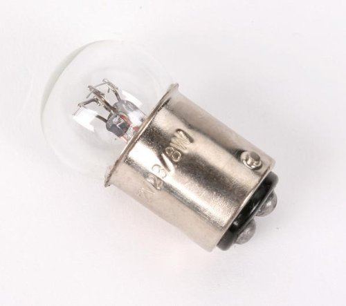Light Dual Filament Replacement Bulb (K&S Technologies Replacement Bulb for Marker Light - (D/F) 12V 23/8W/Clear)