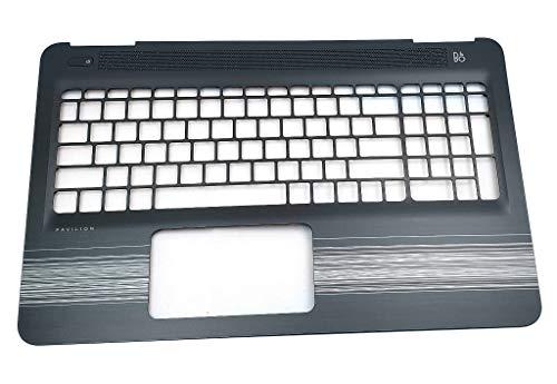 Top Palmrest Cover (TOP Cover PALMREST 856026-001 NO TOUCHPAD for HP Pavilion 15-AU 15-AW 15T-AU Laptop)