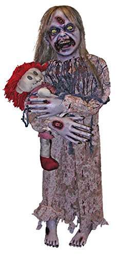 Forum Novelties Zombie Girl Prop ()