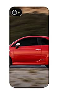 Perfect 2013 Fiat 500e Case Cover Skin For Iphone 5/5s Phone Case