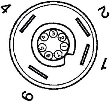 Wamo Druckschalter Arbeitsscheinwerfer 12v Kontrolle Auto