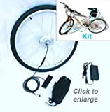 Clean Republic Electric Bike Kit - 250 Watt 24...