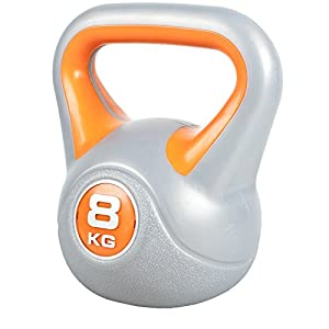 Gorilla Sports Kettlebell Stylish, 8kg, 10000345;28